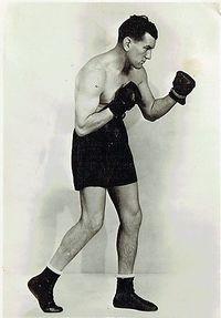 Joe Hall boxer