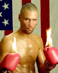 Bronco McKart boxer