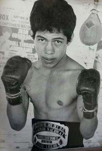 Juan Soberanes boxer