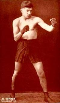 Al Gordon boxer