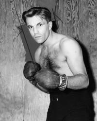 Jimmy Grow boxer