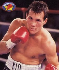 Todd Foster boxer