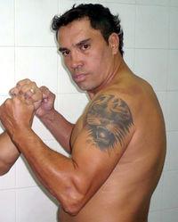 Nelson Dario Dominguez boxer