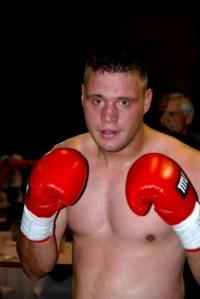 Deon Coetzee boxer
