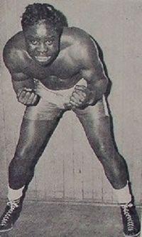 Tiger Sheppard boxer
