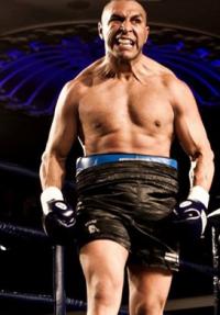 Hunter Sam boxer
