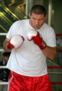 Magomed Abdusalamov boxer