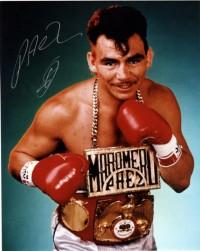 Jorge Paez boxer