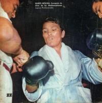 Mario Molina boxer