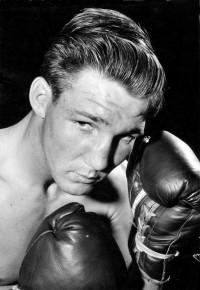 Clive Stewart boxer