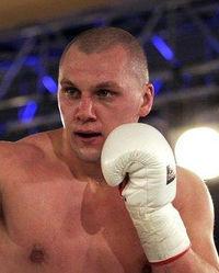 Krzysztof Glowacki boxer