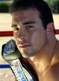 David Rodriguez boxer