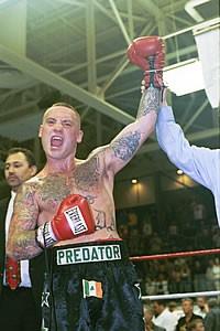 Matt Vanda boxer