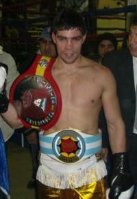 Marcelo Alejandro Rodriguez boxer