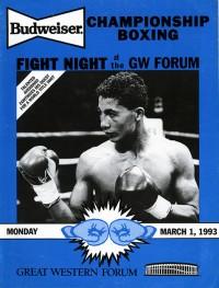 Fidel Avendano boxer