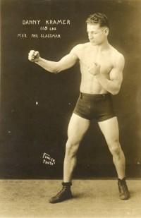 Danny Kramer boxer