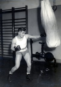 George KO Chaney boxer