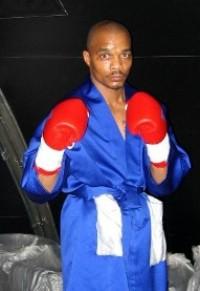 Reggie Strickland boxer