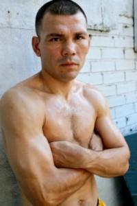 Raul Marquez boxer