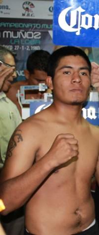 Lizandro de los Santos boxer