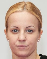 Eva Voraberger boxer