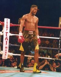 Ivan Robinson boxer