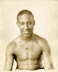 Young Jack Thompson boxer