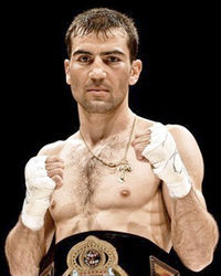 Sasha Yengoyan boxer