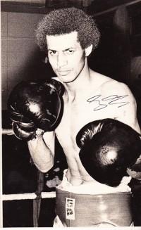 Gregory Clark boxer