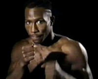 Lamar Parks boxer