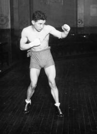 Robert Tassin boxer