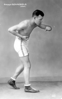 Arthur Schaekels boxer