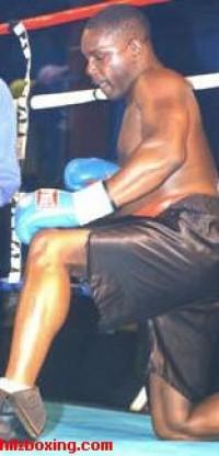 Donnie Penelton boxer