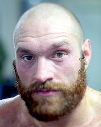 Tyson Fury boxer