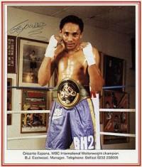 Crisanto Espana boxer