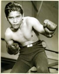 Little Pancho boxer