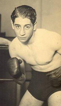 Abie Israel boxer