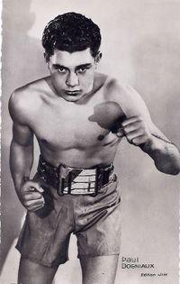 Paul Dogniaux boxer