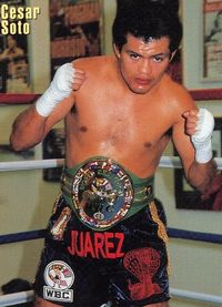 Cesar Soto boxer