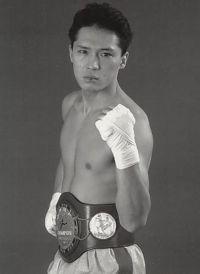 Yuji Watanabe boxer