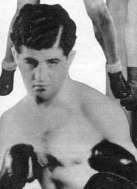 Benny Gallup boxer