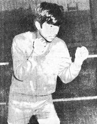 Juan Antonio Diaz boxer