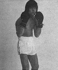 Toni Garcia boxer