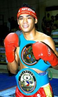 Arthur Villanueva boxer