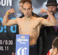 Jake Giuriceo boxer