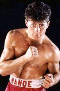 Andy Nance boxer