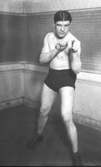 Gustave Marthuin boxer