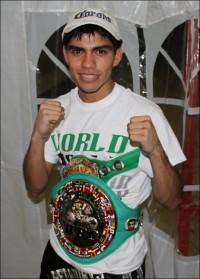 Pedro Guevara boxer