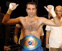 Michele Piccirillo boxer