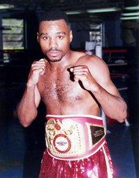 Freddie Pendleton boxer